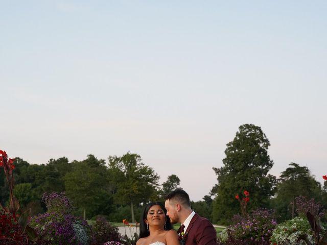 Ray and Tiffany's Wedding in Millsboro, Delaware 64