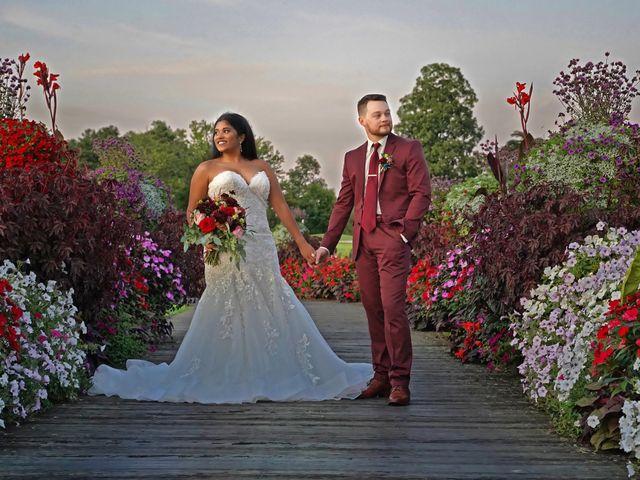Ray and Tiffany's Wedding in Millsboro, Delaware 65