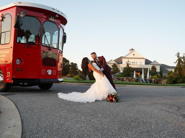 Ray and Tiffany's Wedding in Millsboro, Delaware 59
