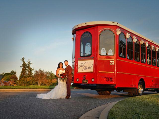 Ray and Tiffany's Wedding in Millsboro, Delaware 2