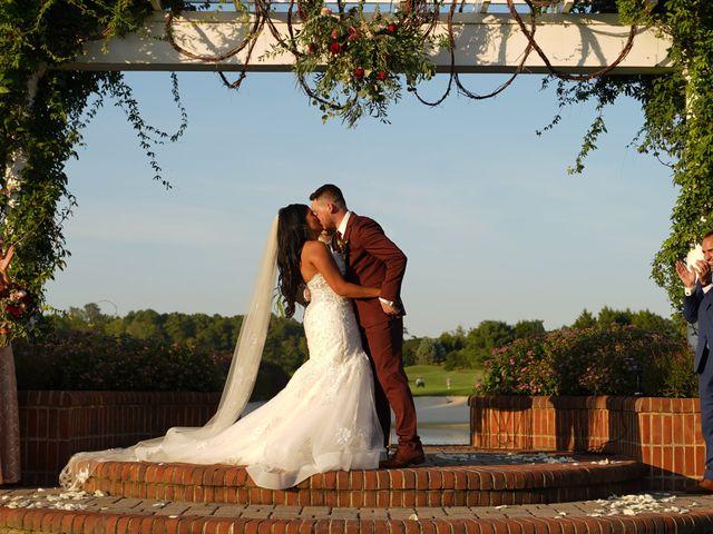 Ray and Tiffany's Wedding in Millsboro, Delaware 53