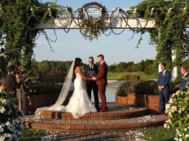 Ray and Tiffany's Wedding in Millsboro, Delaware 51