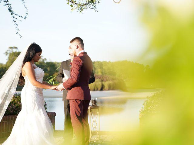 Ray and Tiffany's Wedding in Millsboro, Delaware 50