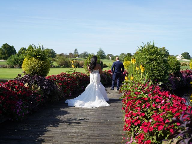 Ray and Tiffany's Wedding in Millsboro, Delaware 34