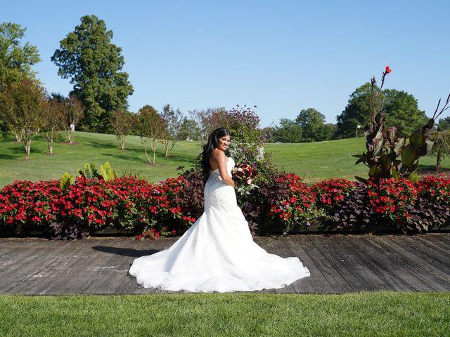 Ray and Tiffany's Wedding in Millsboro, Delaware 24