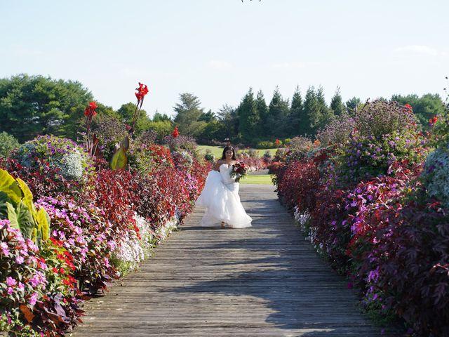 Ray and Tiffany's Wedding in Millsboro, Delaware 25