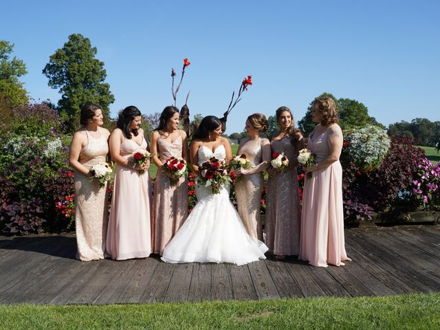 Ray and Tiffany's Wedding in Millsboro, Delaware 23
