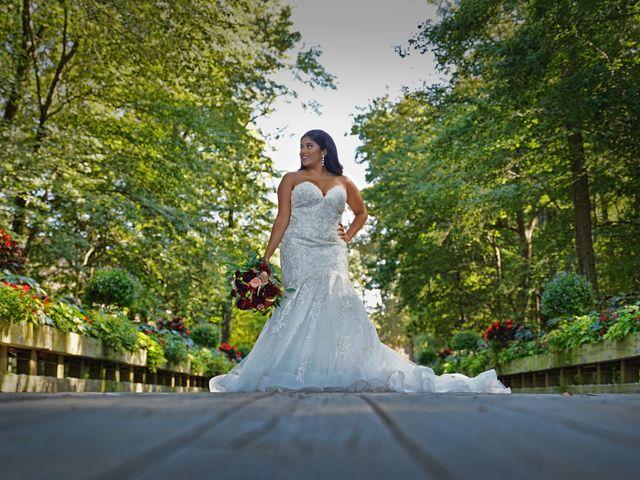 Ray and Tiffany's Wedding in Millsboro, Delaware 31