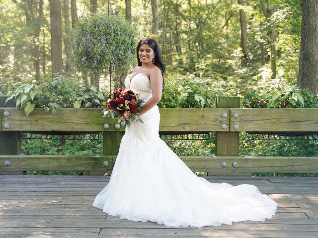 Ray and Tiffany's Wedding in Millsboro, Delaware 32