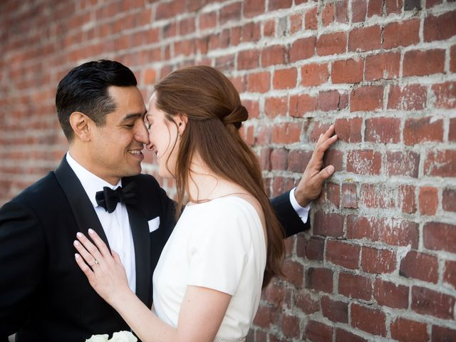 Jeremiah and Lizzy's Wedding in Portland, Oregon 1