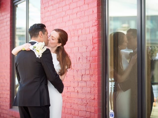Jeremiah and Lizzy's Wedding in Portland, Oregon 6