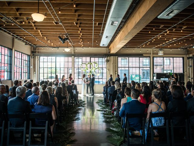 Jeremiah and Lizzy's Wedding in Portland, Oregon 12