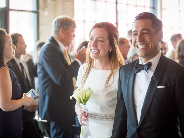 Jeremiah and Lizzy's Wedding in Portland, Oregon 17