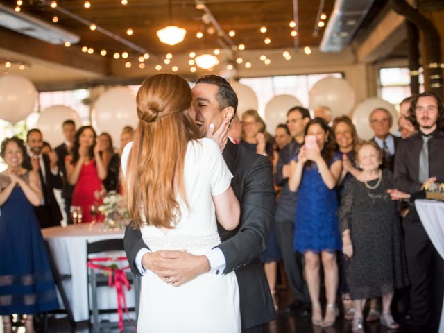 Jeremiah and Lizzy's Wedding in Portland, Oregon 33