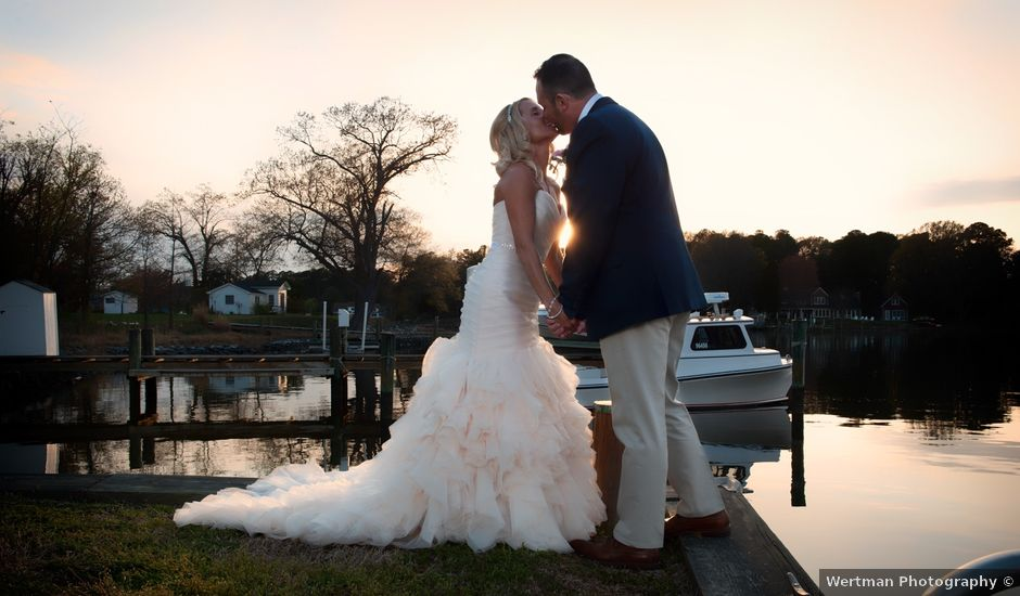 Ryan and Kim's Wedding in Saint Michaels, Maryland