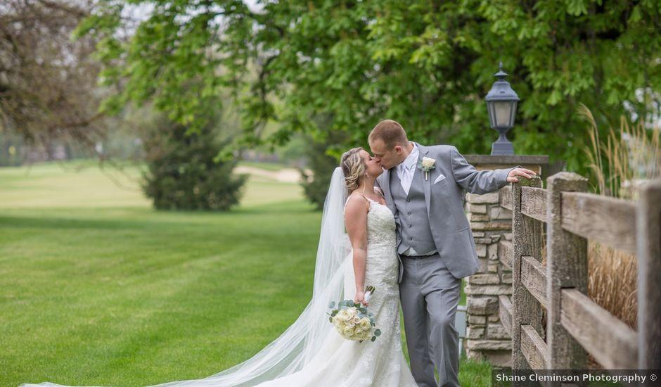 John and Olivia's Wedding in Chesterton, Illinois