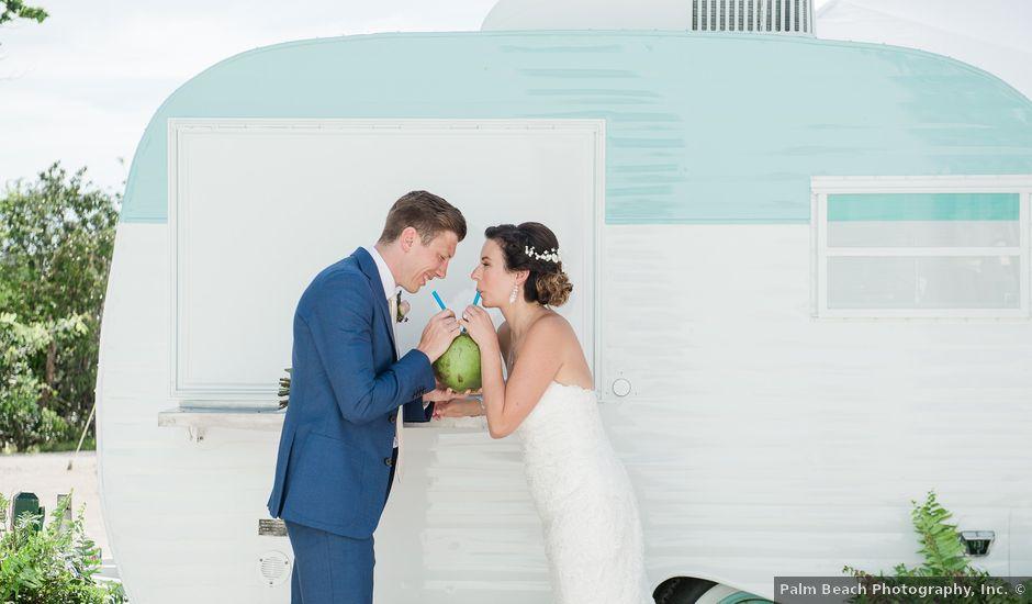 Scott and Mollie's Wedding in Key Largo, Florida