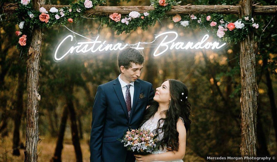 Cristina and Brandon's Wedding in Driftwood, Texas