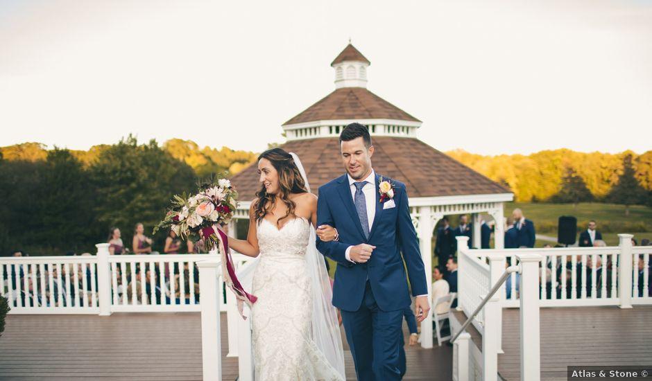 John and Lisa's Wedding in Rehoboth, Massachusetts