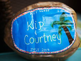 The wedding of Kip and Courtney 2