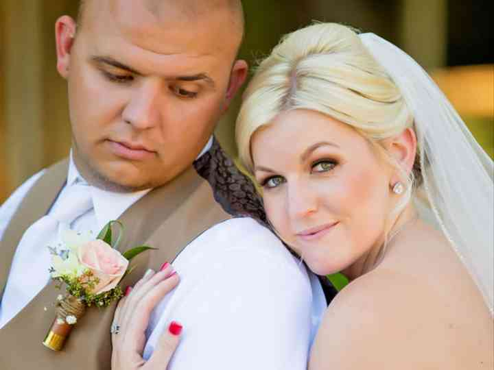 The wedding of Anthony and Lindsey