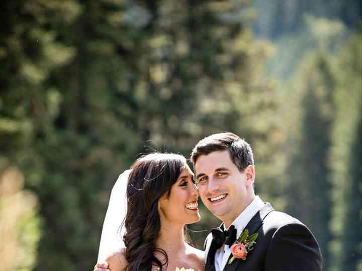 The wedding of David and Alyssa