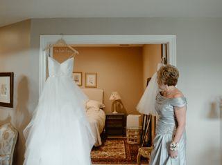 The wedding of Kayla and Brad 3