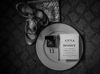 The wedding of Bobby and Anna 2