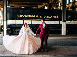 The wedding of Hana and Eddie