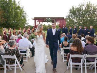 The wedding of Riley and Karen