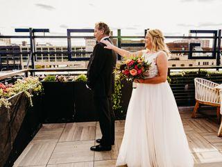 The wedding of Anita and Joe