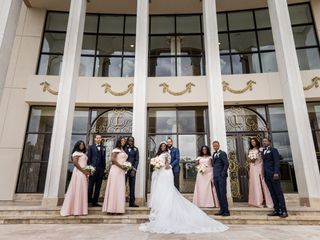 The wedding of Alicia and Giancarlo 1