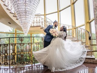The wedding of Alicia and Giancarlo