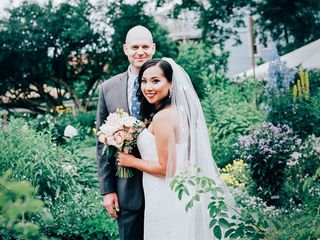 The wedding of Derek and Andi 1