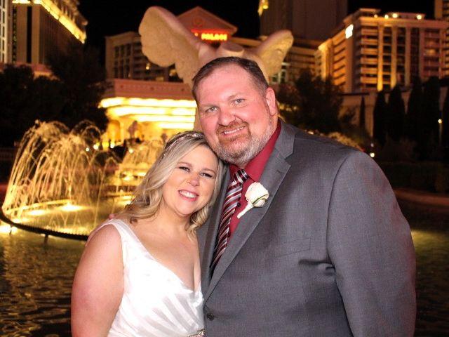 Lindsey and Ryan's Wedding in Las Vegas, Nevada 4