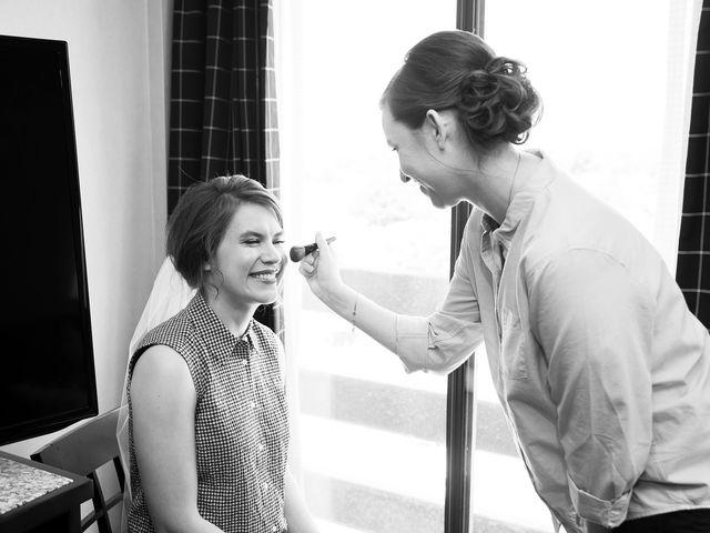 Alison and Matt's Wedding in Albuquerque, New Mexico 4
