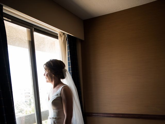Alison and Matt's Wedding in Albuquerque, New Mexico 8