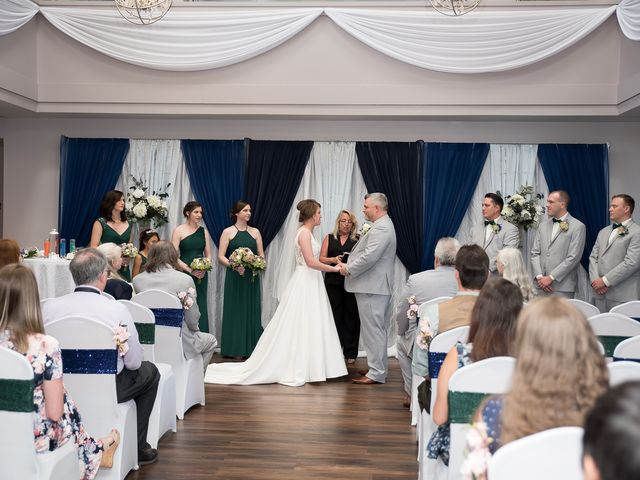 Alison and Matt's Wedding in Albuquerque, New Mexico 15