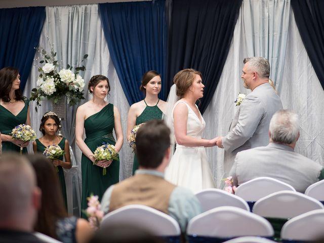 Alison and Matt's Wedding in Albuquerque, New Mexico 16