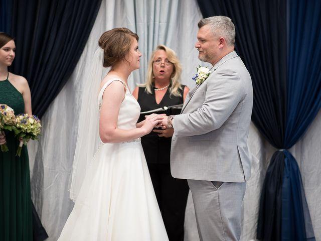 Alison and Matt's Wedding in Albuquerque, New Mexico 17