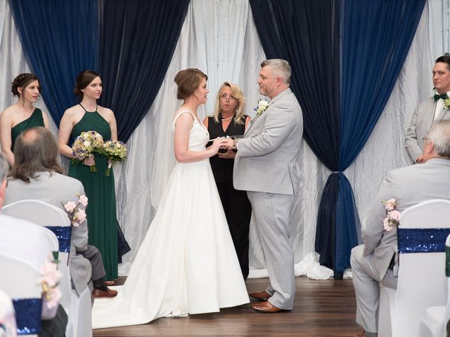 Alison and Matt's Wedding in Albuquerque, New Mexico 18