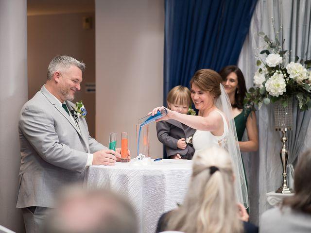 Alison and Matt's Wedding in Albuquerque, New Mexico 19