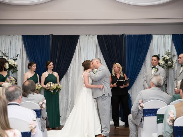 Alison and Matt's Wedding in Albuquerque, New Mexico 22
