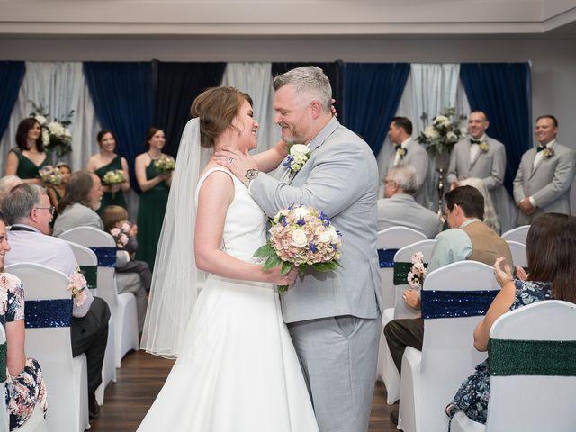 Alison and Matt's Wedding in Albuquerque, New Mexico 23