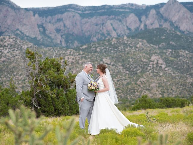Alison and Matt's Wedding in Albuquerque, New Mexico 1