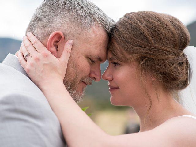 Alison and Matt's Wedding in Albuquerque, New Mexico 25