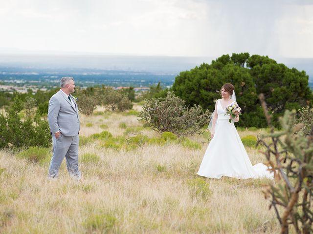 Alison and Matt's Wedding in Albuquerque, New Mexico 26