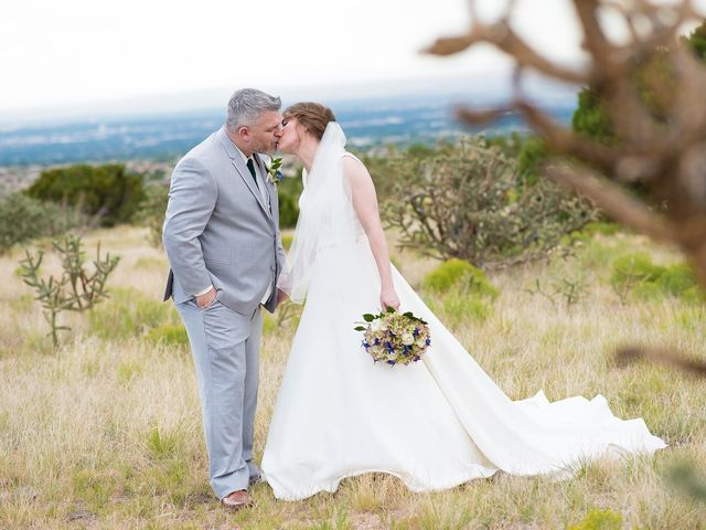 Alison and Matt's Wedding in Albuquerque, New Mexico 29