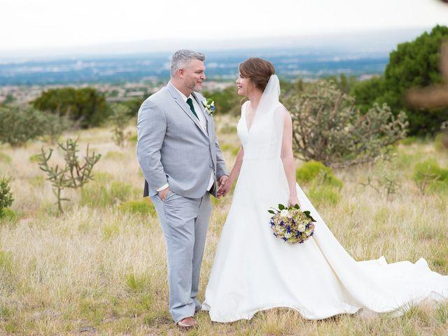 Alison and Matt's Wedding in Albuquerque, New Mexico 31