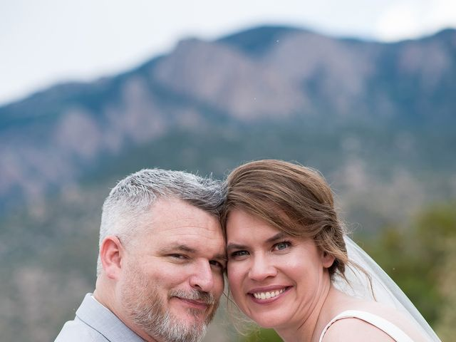 Alison and Matt's Wedding in Albuquerque, New Mexico 32